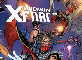 UNCANNY X-FORCE 11 LARROCA X-MEN 50TH ANNIVERSARY VARIANT (NOW, WITH DIGITAL CODE)