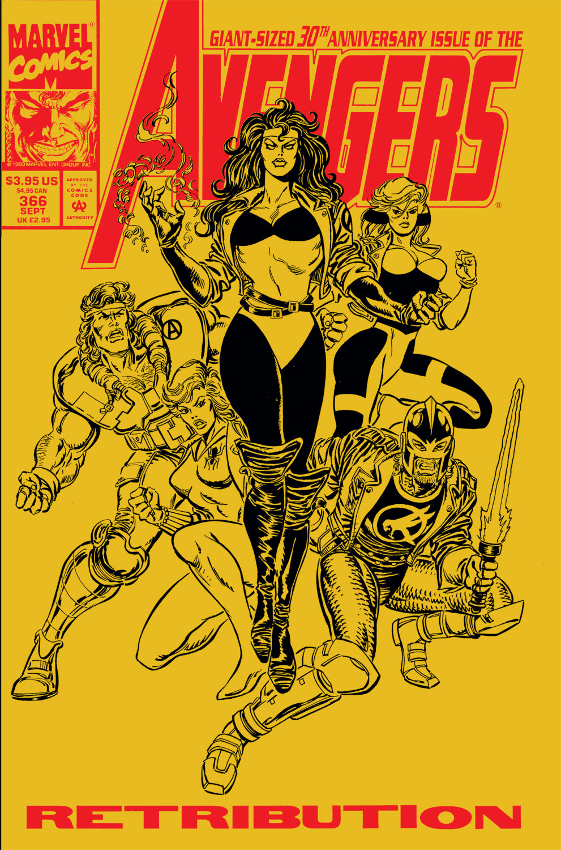 Avengers (1963) #366