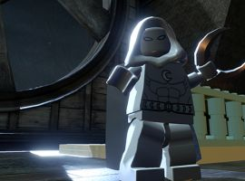 Moon Knight in LEGO Marvel Super Heroes