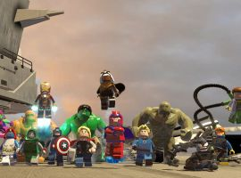 Heroes and villains unite in LEGO Marvel Super Heroes