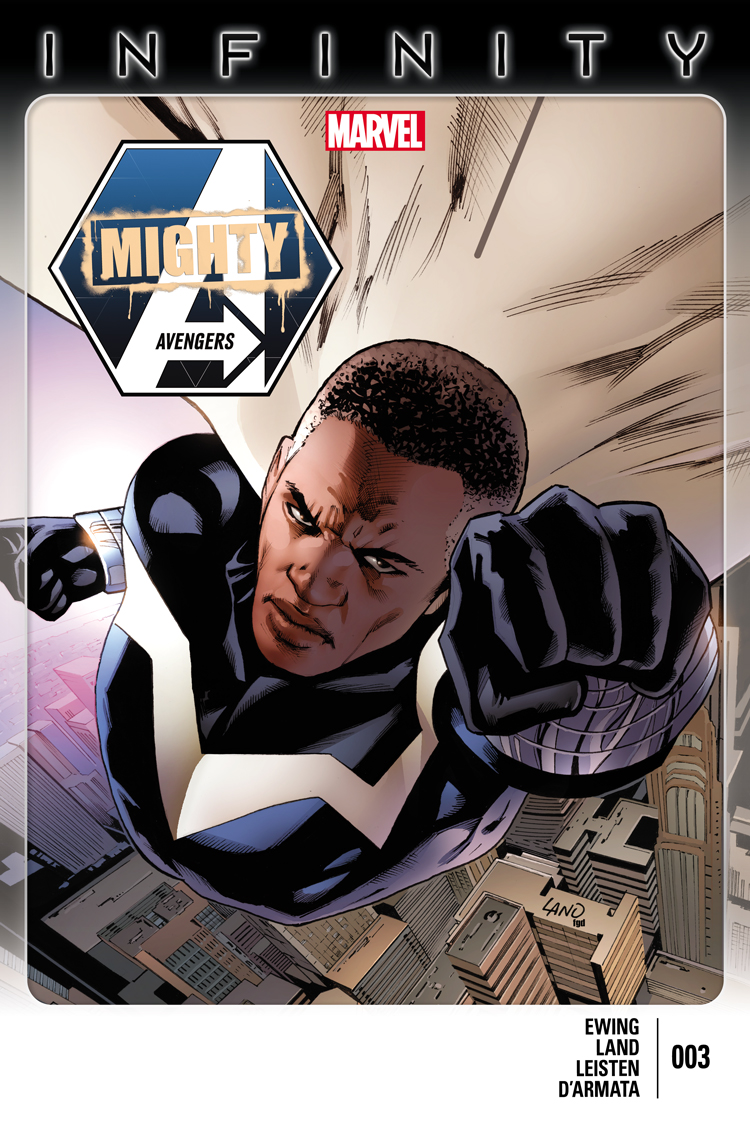 Mighty Avengers (2013) #3