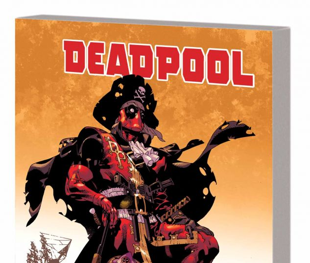 DEADPOOL BY DANIEL WAY: THE COMPLETE COLLECTION VOL. 2 TPB