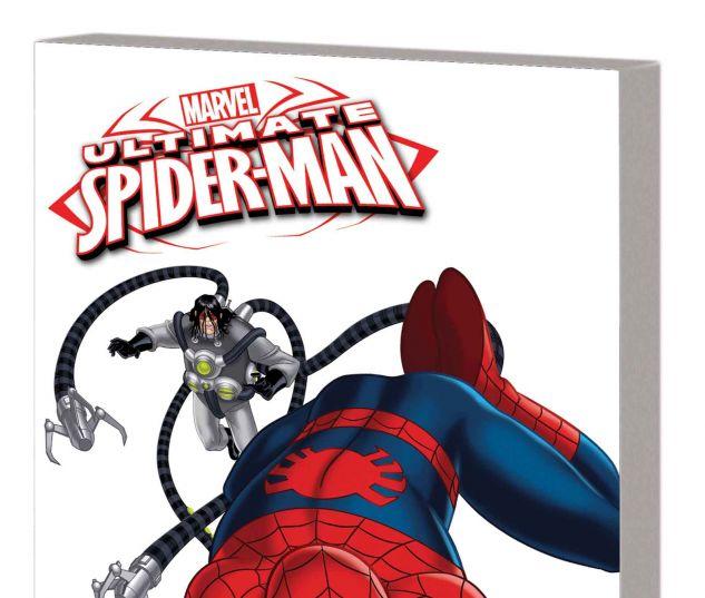 MARVEL UNIVERSE ULTIMATE SPIDER-MAN VOL. 5 DIGEST