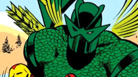 Marvel AR: History of the Super-Adaptoid!