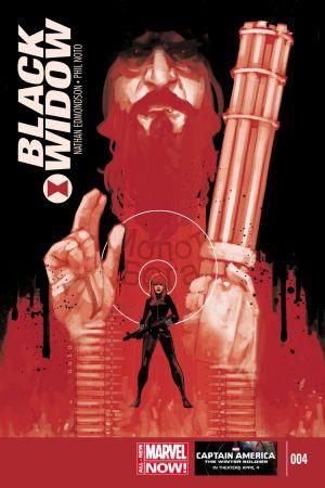 Black Widow (2014) #4