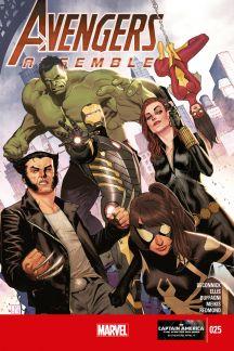 Avengers Assemble #25
