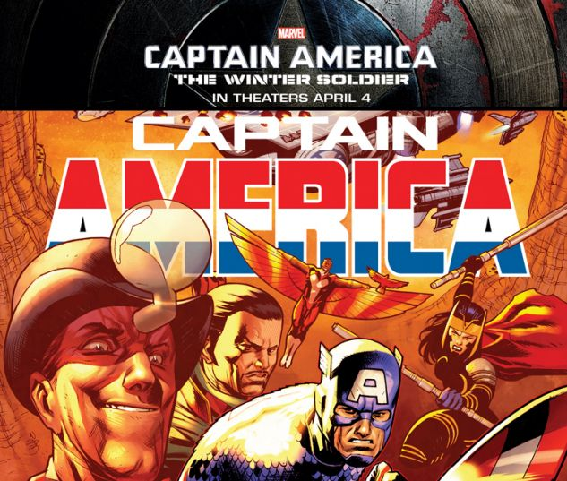 CAPTAIN AMERICA 19 (ANMN, WITH DIGITAL CODE)