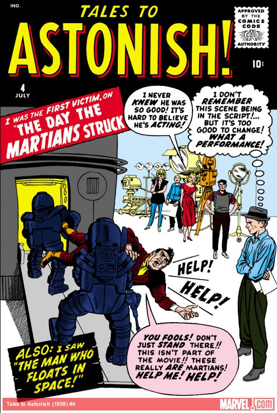 Tales to Astonish (1959) #4