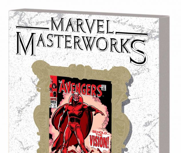 MARVEL MASTERWORKS: THE AVENGERS VOL. 6 TPB VARIANT (DM ONLY)