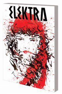 ELEKTRA VOL. 1: BLOODLINES  (Trade Paperback)
