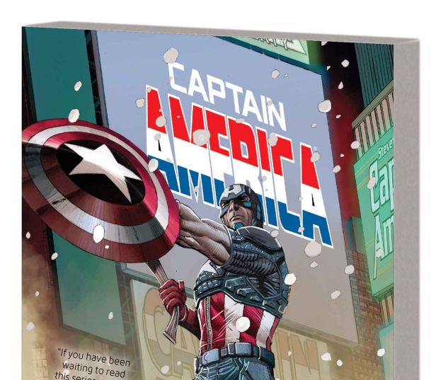 CAPTAIN AMERICA VOL. 3: LOOSE NUKE TPB (MARVEL NOW)