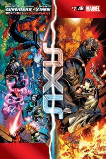 Avengers & X-Men: Axis (2014) #7