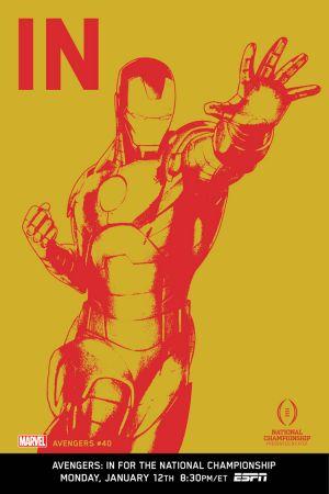 Avengers #40  (In Variant)