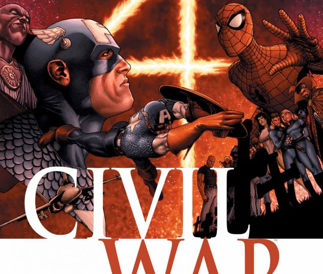 True Believers: Civil War (2015) #1