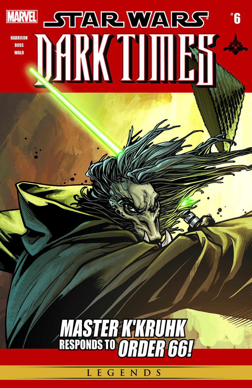 Star Wars: Dark Times (2006) #6