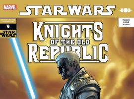 Star Wars: Knights Of The Old Republic (2006) #9