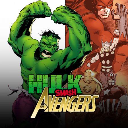 Hulk Smash Avengers (2011-2012)