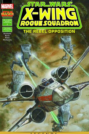 Star Wars: X-Wing Rogue Squadron (1995) #2