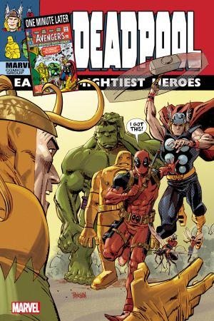 Deadpool (2012) #45 (Avengers Variant)