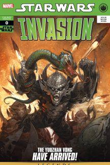 Star Wars: Invasion #0