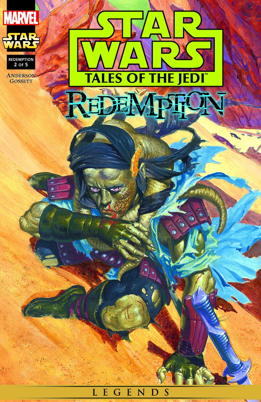 Star Wars: Tales Of The Jedi - Redemption (1998) #2