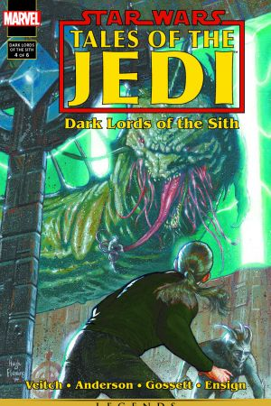 Star Wars: Tales of the Jedi - Dark Lords of the Sith #4