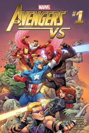 Avengers Vs (2015) #1