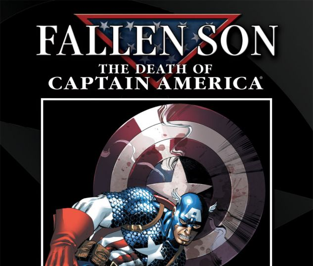 CIVIL WAR: FALLEN SON - THE DEATH OF CAPTAIN AMERICA (2007) #3