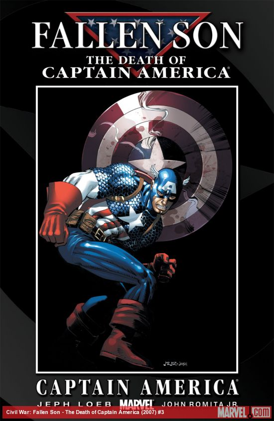 Fallen Son: The Death of Captain America (2007) #3