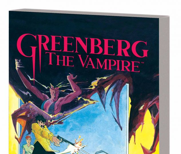 Greenberg the Vampire (2015)