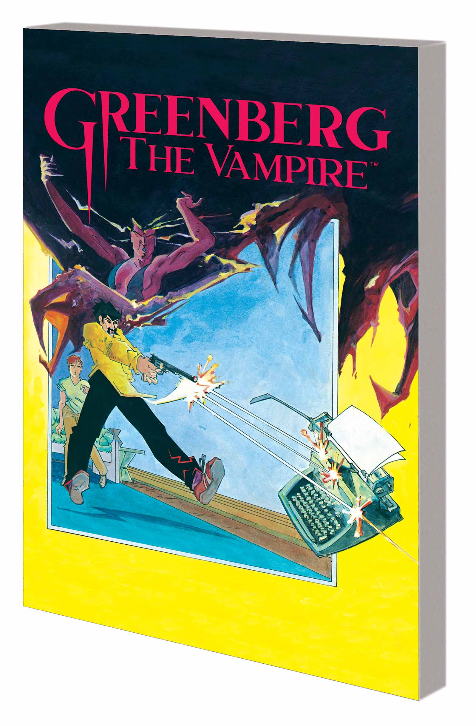 Greenberg the Vampire (Trade Paperback)