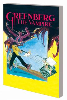 Greenberg the Vampire (Trade Paperback)