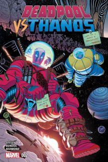 Deadpool Vs. Thanos (2015) #2
