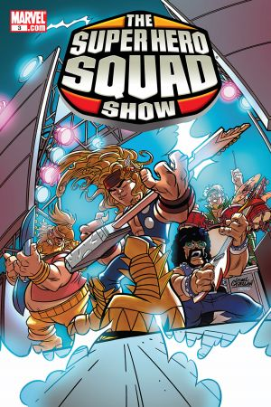 Super Hero Squad (2010) #3