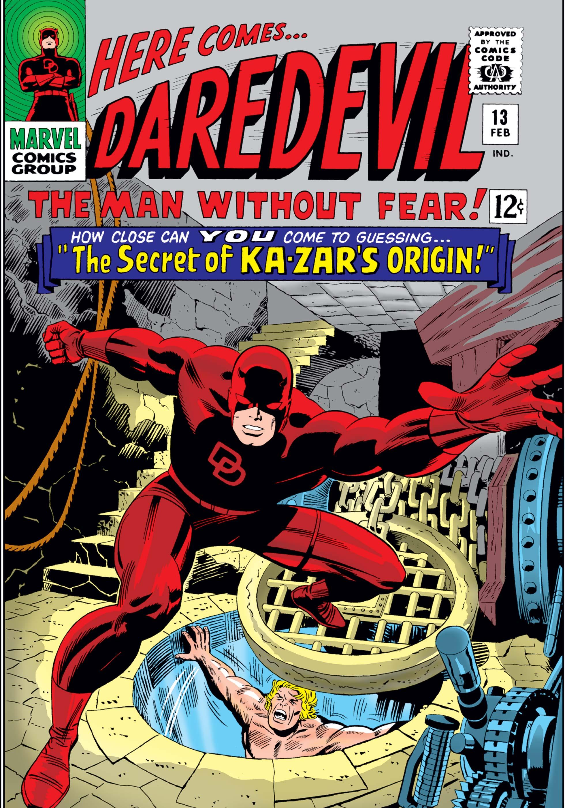 Daredevil (1964) #13