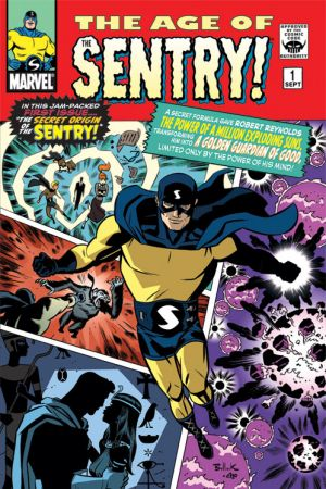 The Age of the Sentry (2008) #1