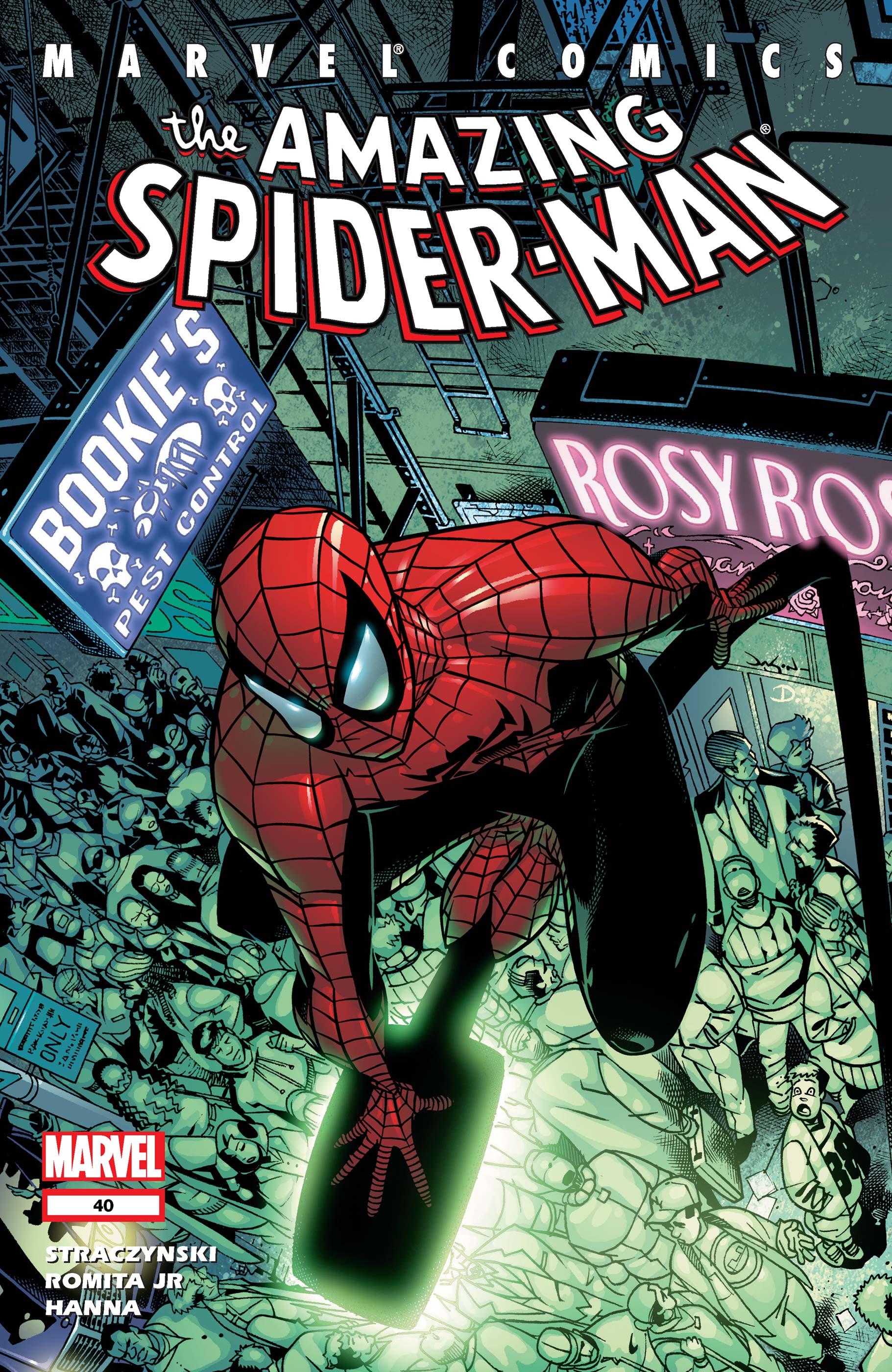 Amazing Spider-Man (1999) #40