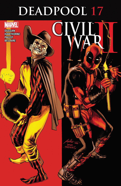 Deadpool (2015) #17