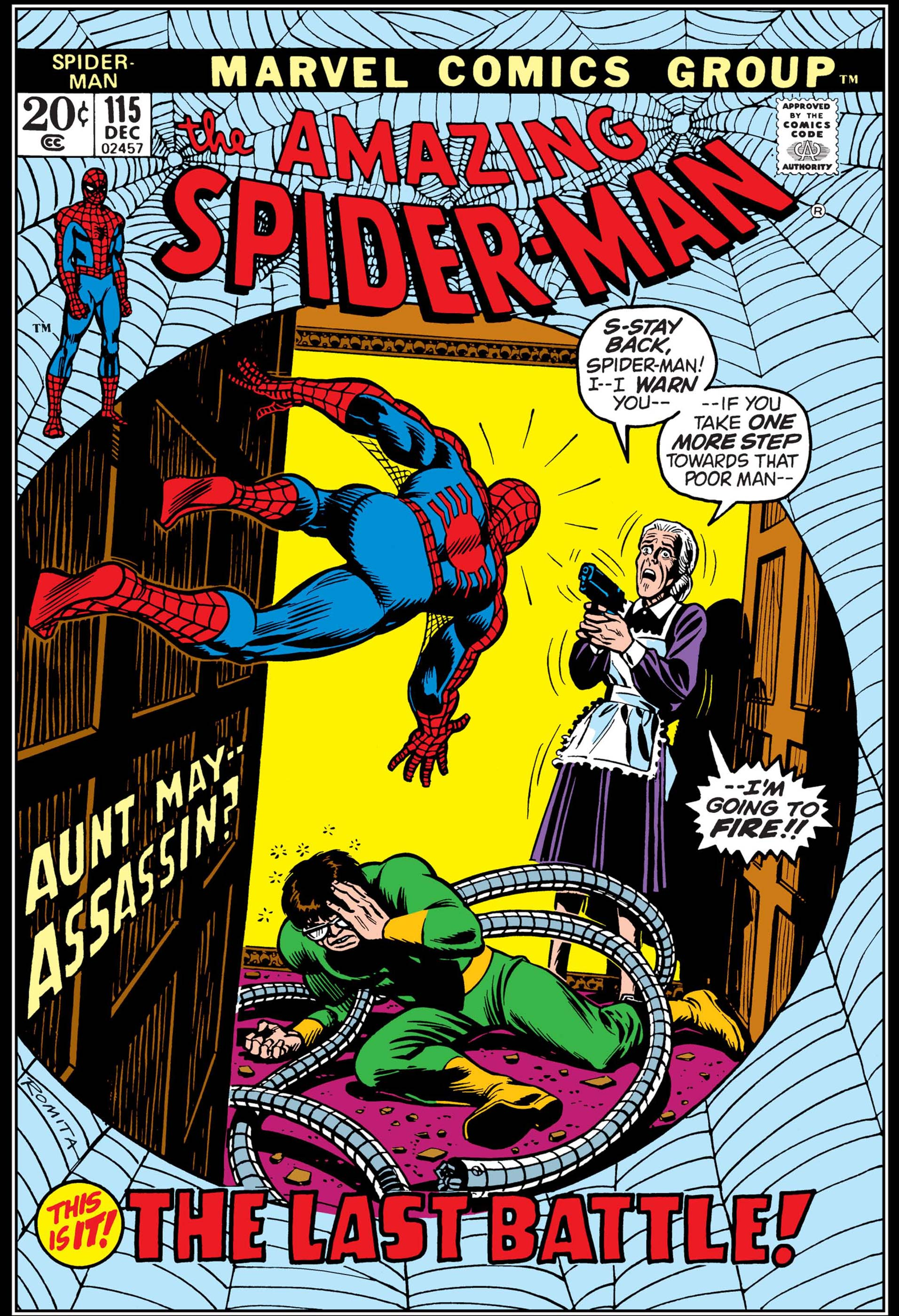 The Amazing Spider-Man (1963) #115