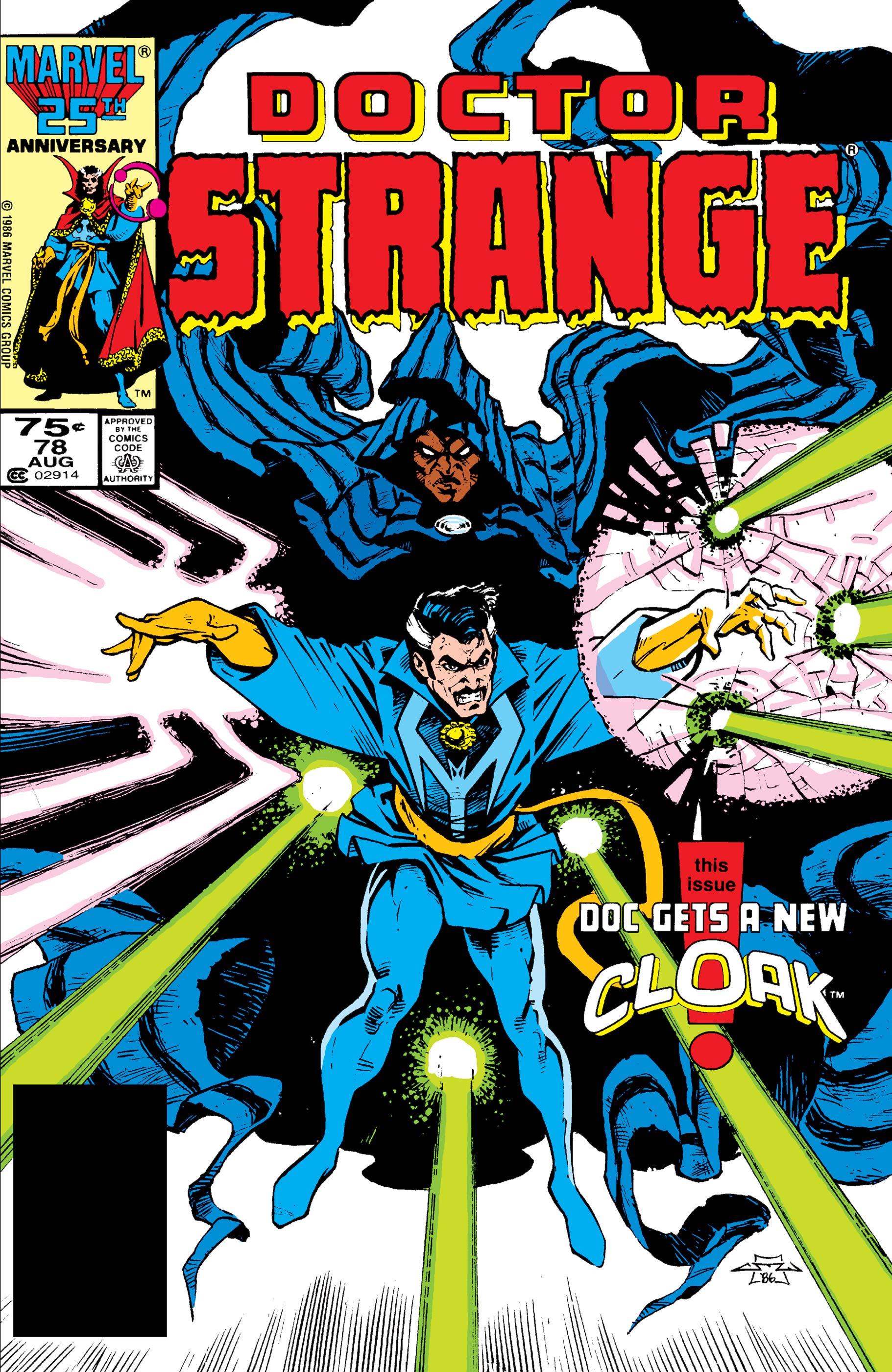 Doctor Strange (1974) #78