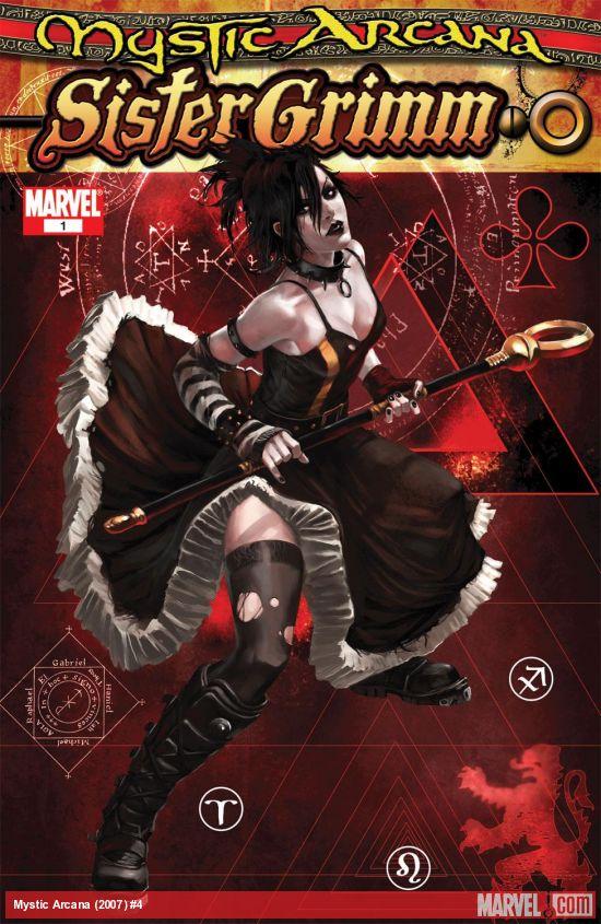 Mystic Arcana (2007) #4