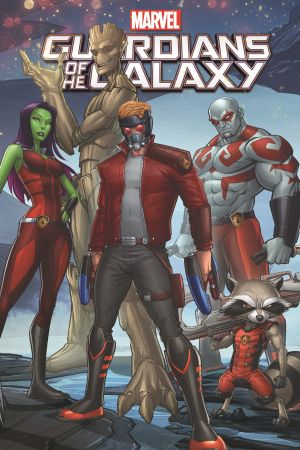 Marvel Universe Guardians of the Galaxy Vol. 3 (Digest)