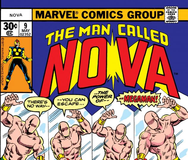 Nova (1976) #9