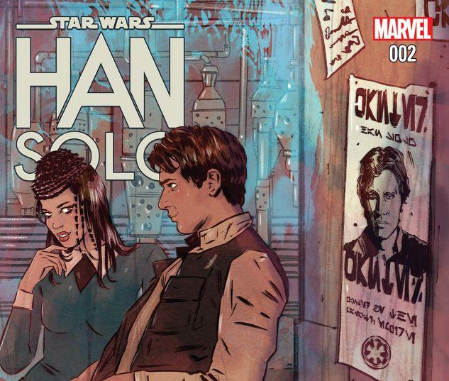 Han Solo (2016) #2