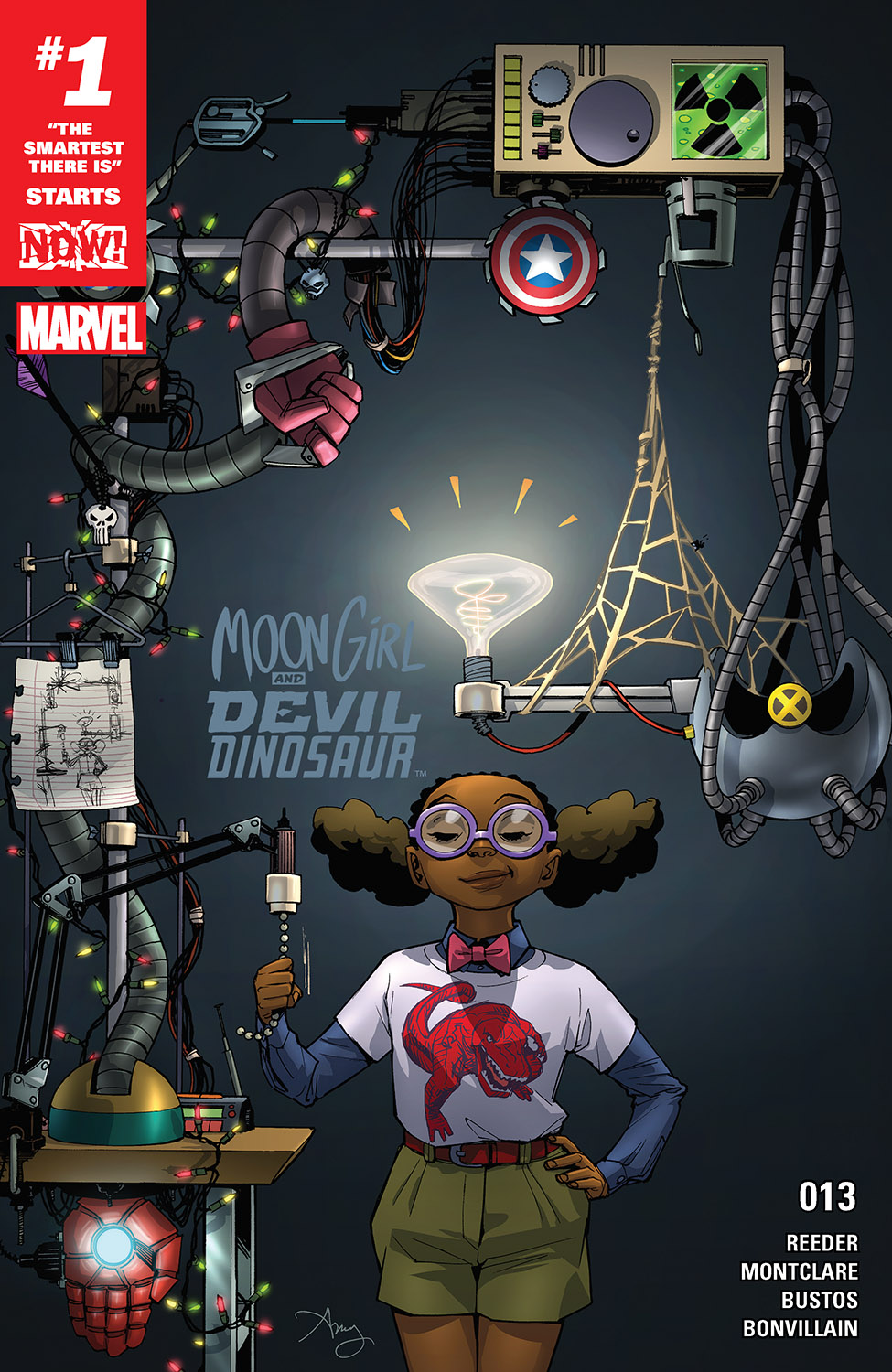Moon Girl and Devil Dinosaur (2015) #13