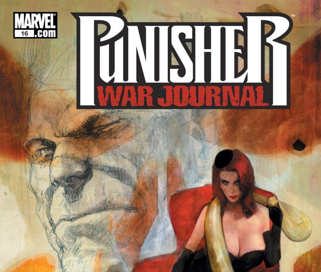 Punisher War Journal (2006) #16