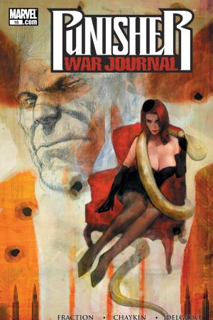 Punisher War Journal #16