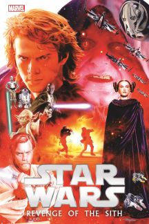 Star Wars: Episode III - Revenge of the Sith (Hardcover)
