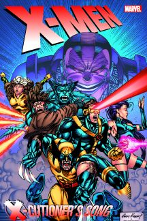 X-Men: X-Cutioner's Song (Trade Paperback)