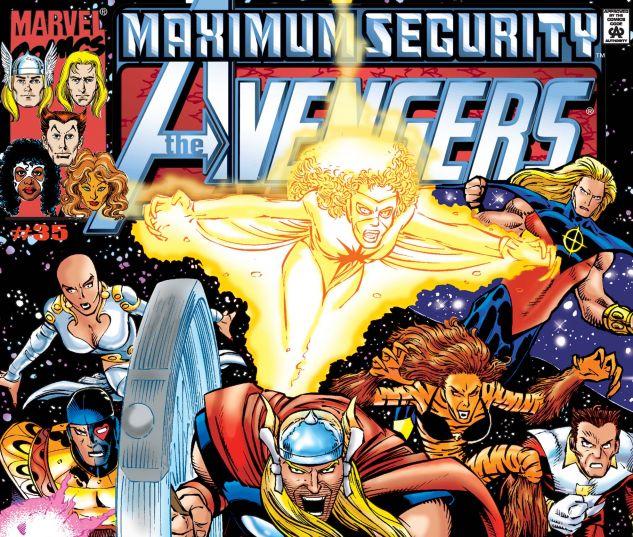 Avengers (1998) #35